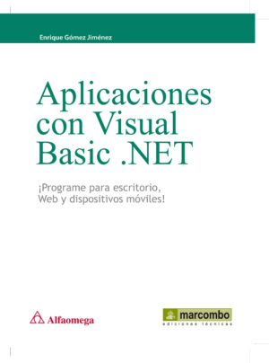 Aplicaciones con Visual Basic .NET