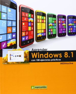 Aprender Windows 8.1 con 100 ejercicios