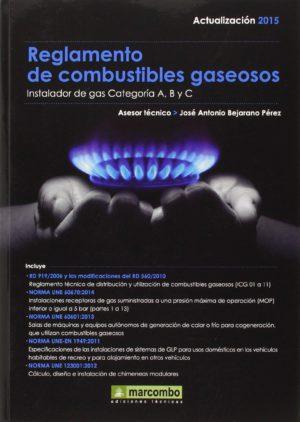 Reglamento de combustibles gaseosos (Actualización 2015)
