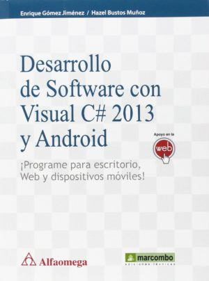 Desarrollo de Software con C# 2013 y Android