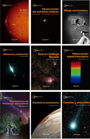 PACK COMPLETO ASTROMARCOMBO